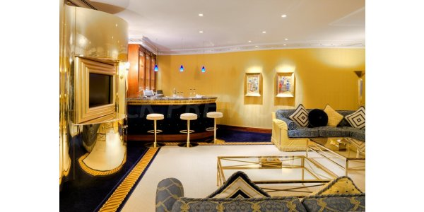 Burj Al Arab - Luxury hotel