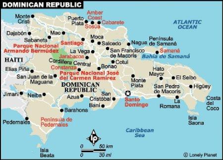 Dominikanska Republika Ckpremium Cz